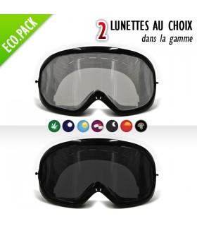 Choisissez 2 paires de lunettes de simulation selon vos besoins