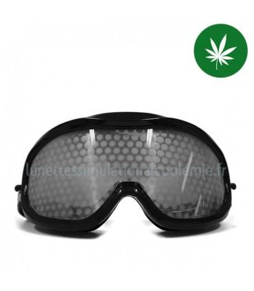 Lunettes simulation cannabis
