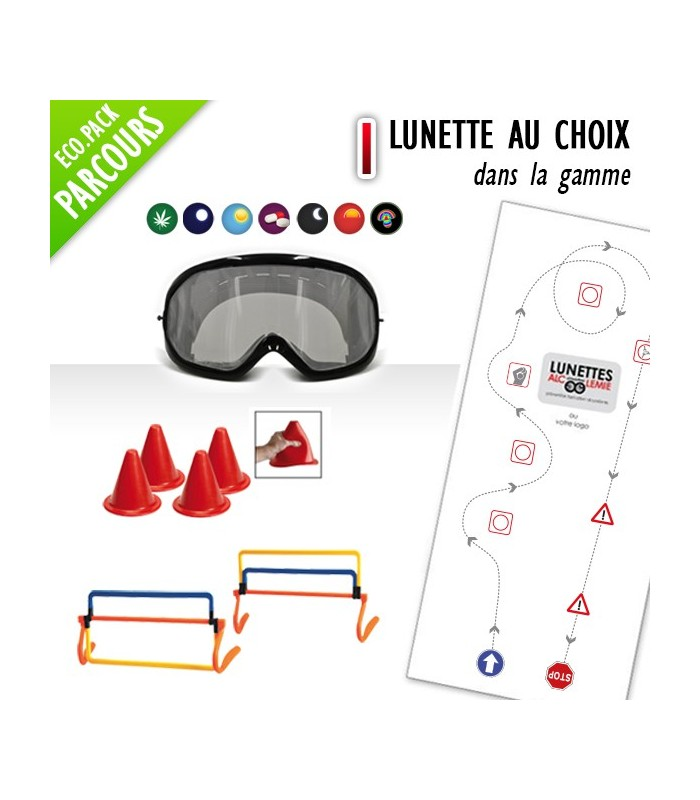 Eco Pack Parcours