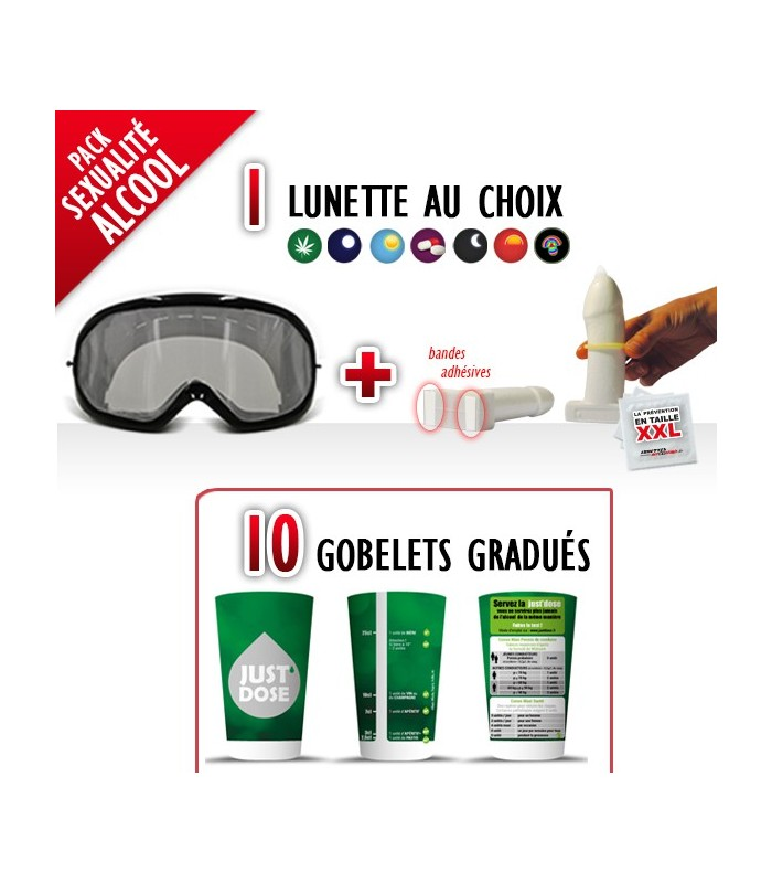 Pack Sexualité Alcool
