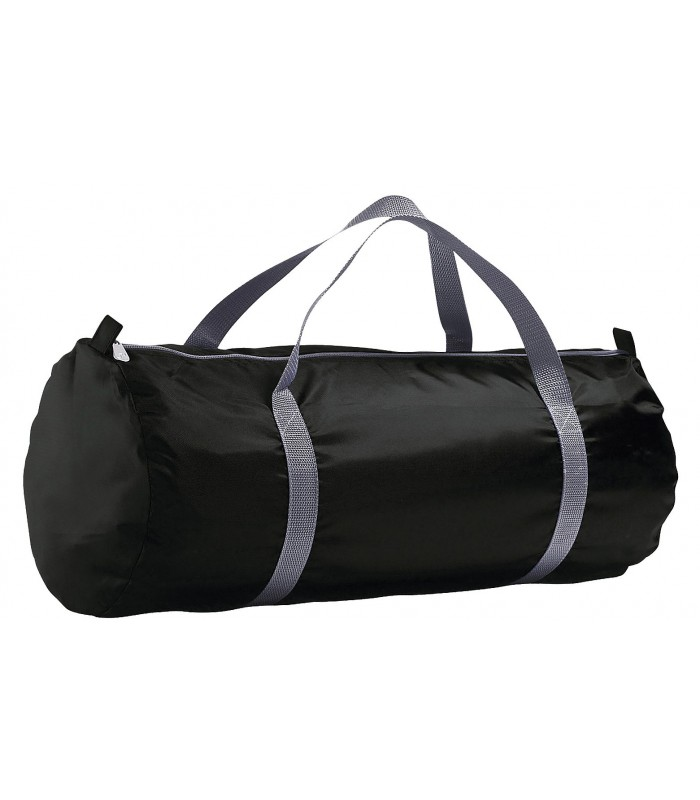 Solid Black bag with removable reinforcement
