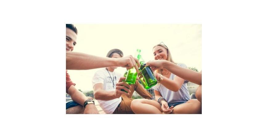 Alcool, cannabis : les adolescents plus vulnérables